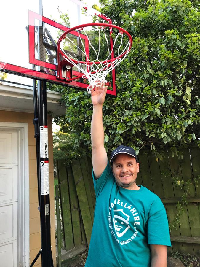 Farewell4Hire - Contact - Basketball