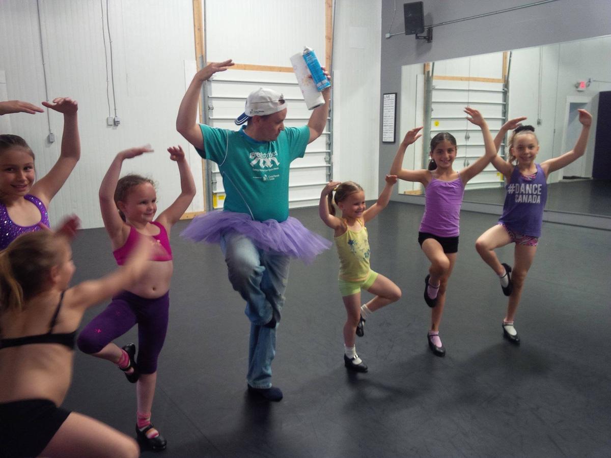 Farwell4Hire - Donate - Dance Class
