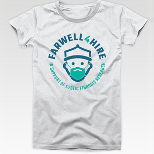 Farwell4Hire Mask Tee