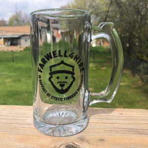 Farwell4Hire Beer Stein