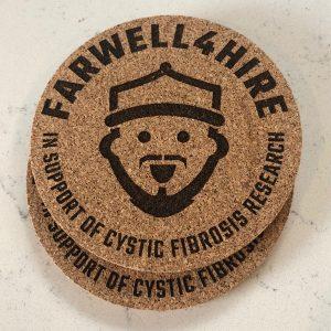 Farwell4Hire Coasters